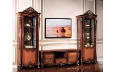 Комод ТВ с витринами Маринелла Joss