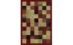 Ковер из квадратов 26292-710, 26293-680 AURA,  BALMA