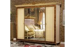 Пятидверный классический шкаф в спальню Луи, Китай