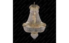 L15 606-03-3 Подвесная потолочная люстра, Словакия, Glass LPS