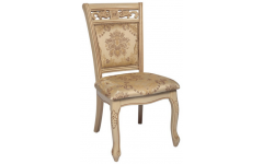 Белый стул в классическом стиле 8037 DP (S), Николас