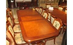 Большой раскладной стол для гостиной комнаты Классик 17, Китай
