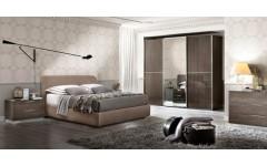Кровать в мебельный гарнитур Платинум, Италия