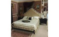 Кровать 1800 Престиж в стиле Арт-Деко, ENIGMA