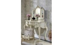 Резной белый туалетный столик Прованс, Энигма