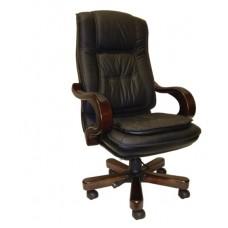 Кожаное директорское кресло Сфинкс Люкс