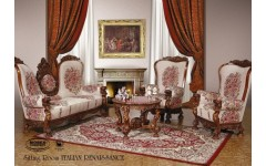 Диван с креслами Итальянский ренессанс