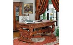 Стол письменный со стулом Итальянский ренессанс