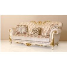 Богатый диван с позолотой Патриция в гостиную, Украина