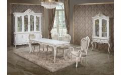 Стол со стульями в мебельный гарнитур Шампань, Энигма