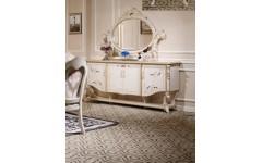 Буфет с зеркалом в столовую Ренессанс, Энигма