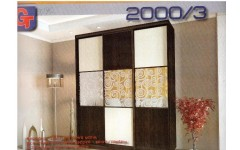 Классический шкаф-купе 2000