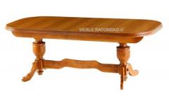 Деревянный стол Кшиштоф, Польша