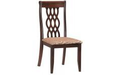 Классический стул с резной спинкой Мария Joss