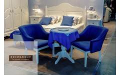 Чайный столик с креслами производство Румыния