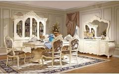 классические гостиные вітальні на Mebelrooms витрины стенки