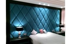 Мягкие панели для изголовья кровати