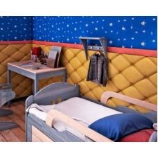 Мягкие стеновые панели для детской