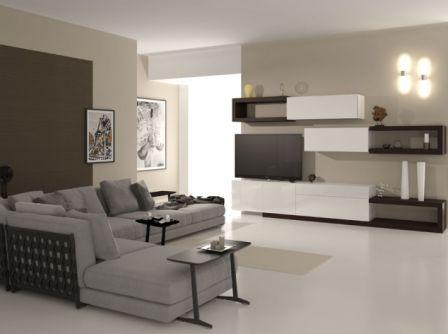 Мебель для гостиной  link итальянского дизайнера Даниеля Роде купить в Киеве