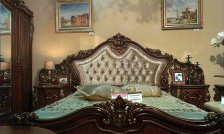 Купить классическую спальню Джоконда со скидкой в Киеве,Одессе..