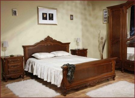 Купить спальный гарнитур Cleopatra (Клеопатра) от Румынской фабрики Simex в Киеве