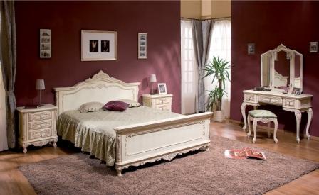 Купить спальню Cleopatra (Клеопатра) от Румынской фабрики Simex в Киеве