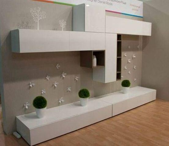 Мебель в гостиную Аква Родос Ego2. Каталог гостиных модерн