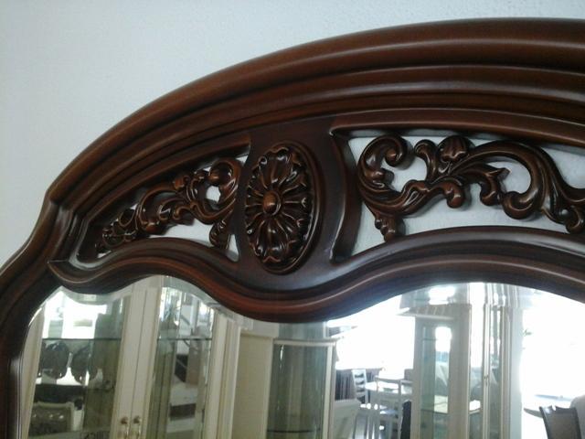 Купить стол туалетный Жозефина от ЛВС  для спальни. Столы туалетные с зеркалом  в Киеве