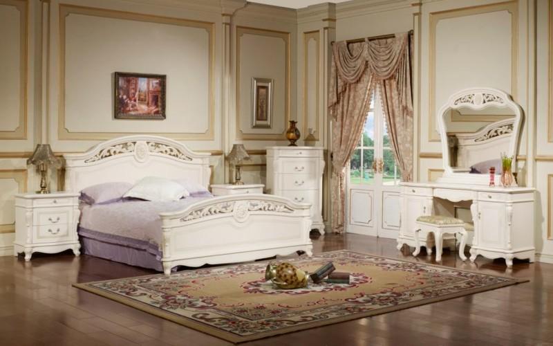 купить спальня жозефина белая в киеве с доставкой по украине
