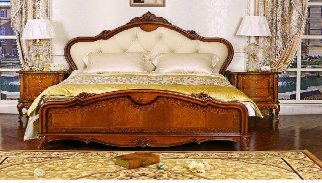 Спальные гарнитуры из массива гевеи с доставкой по Украине.