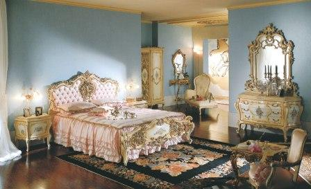 Классическая спальня на MebelRooms.com.ua