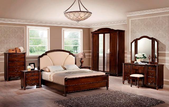 купить классическую мебель для спальни легаси Legansi китай со склада