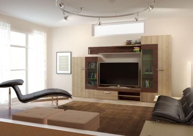 Мебель в гостиную Лион от производителя Аквародос