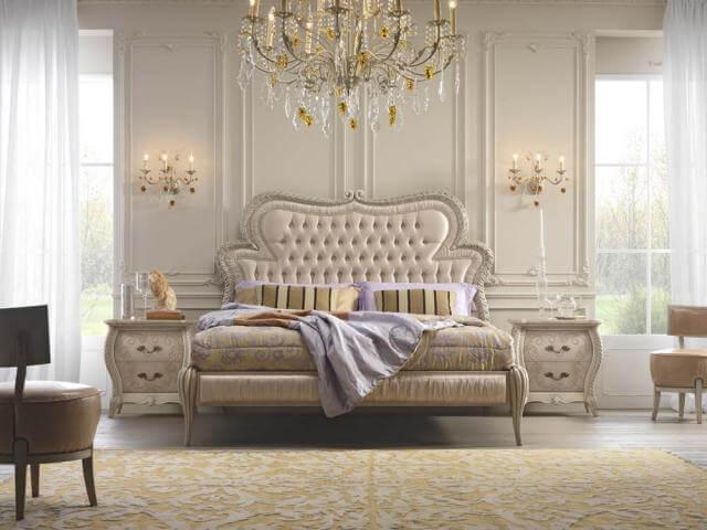 итальянские спальни: цена в интернет магазинах Киева. MebelRooms
