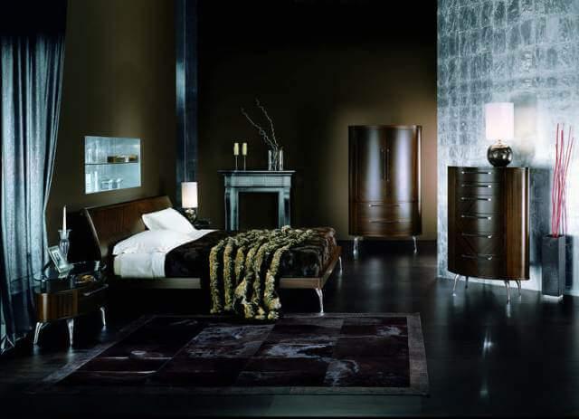 Что выделяет итальянскую спальную мебель среди прочих товаров