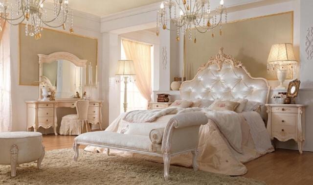 Итальянские спальни в интернет магазине MebelRooms