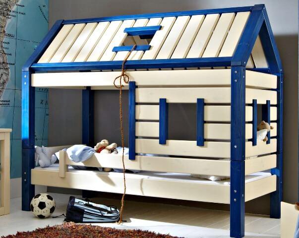 Качественная детская кровать – залог здоровья ребенка