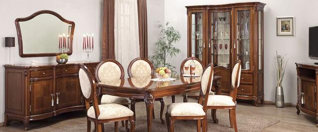 Румынская гостиная мебель на территории Украины