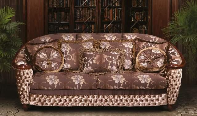 Купить классический диван в нашем каталоге Mebelrooms
