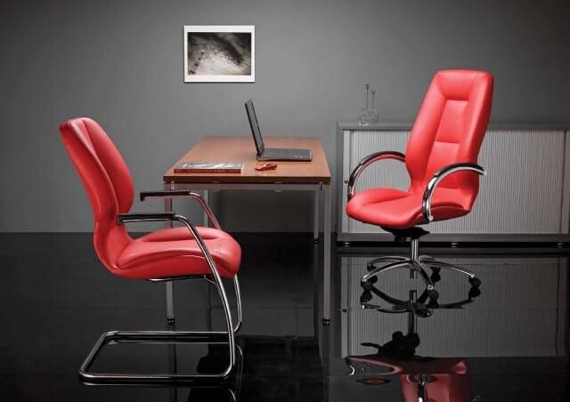 Купить кожаное кресло для дома в интернет магазине MebelRooms