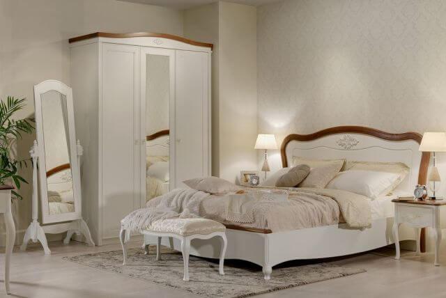 прикроватные пуфы и банкетки для спальни