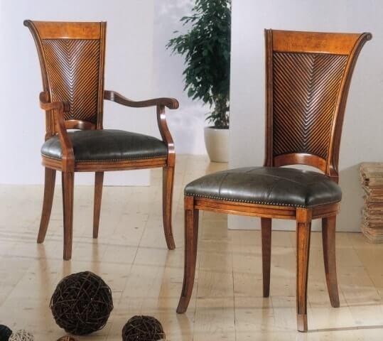 В продаже доступны стулья на кухню, в спальню, гостиную и даже прихожую. Мебель будет эффектно смотреться в любом интерьере