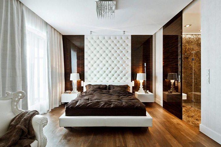 Мягкие кожаные панели для стен