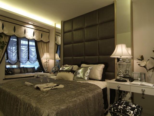 кожаные мягкие стены в спальню