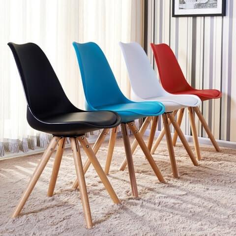Какой модерновый стул купить на кухню или в прихожую