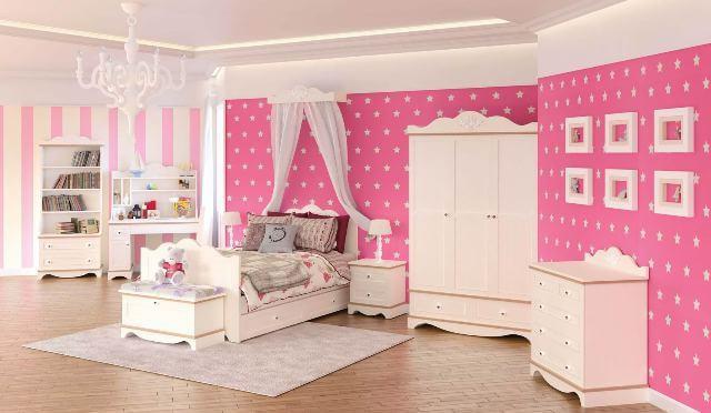 Мебель для Подростковой Комнаты для Девочки в Киеве | MebelRooms.com.ua