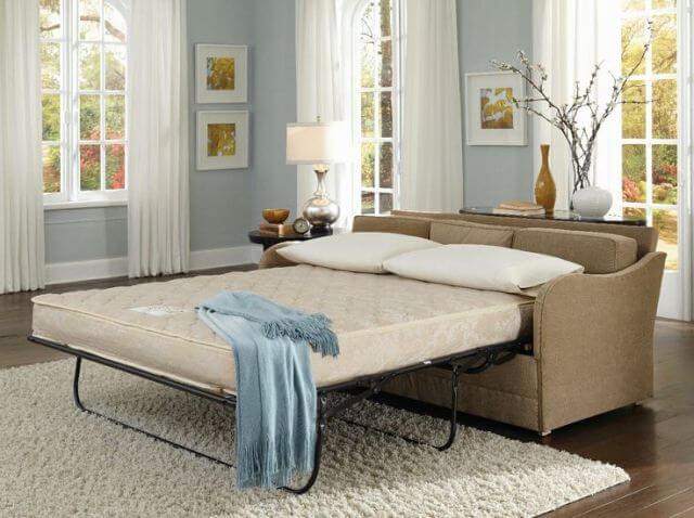 Диваны-кровати с Ортопедическим Матрасом в современном классическом стиле