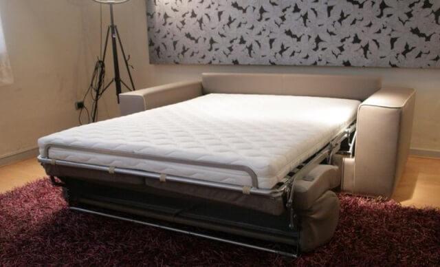 диваны кровати с ортопедическим матрасом купить современная классика